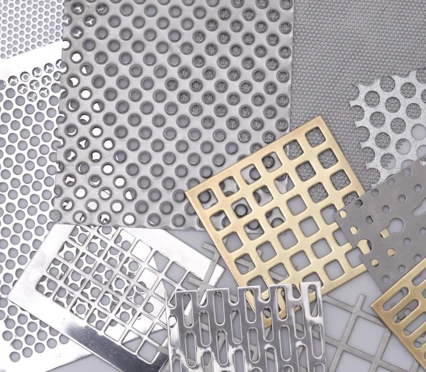 Perforated metal sheets 2